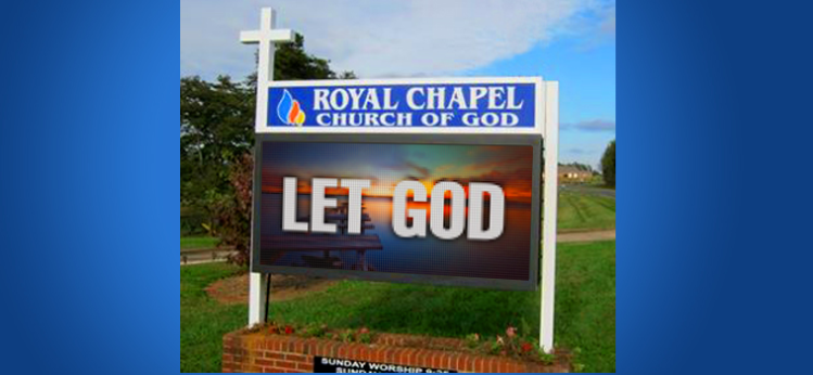 Royal Chapel Church of God